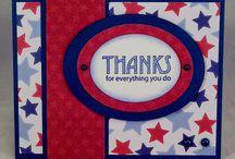 CARDS/Americana / by MJ Murray