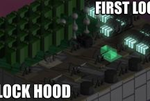 Block Hood