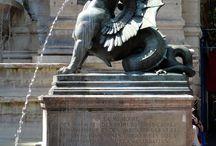 Fountaine Saint Michel