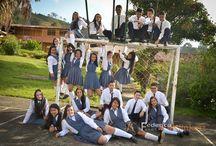 Promoción 2014 / Estudiantes de los Grados 11A, 11B y 11C de I.E. Escuela Normal Superior de Jericó