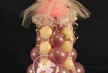 Wedding and Balloons / Celebrate your wedding and anniversary elegantly and beautifully with balloons!