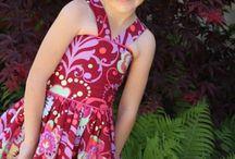 Little girl dresses / by Kit Davis
