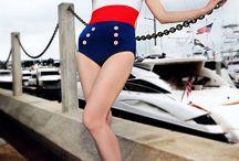 Pinup sailor / by Laura Millspaugh