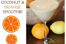 A Smoothie a day... / by Beth Ollson