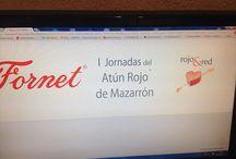 FORNET Rojo&Red Mazarrón Resumen / FORNET - Fotos de las I Jornadas del Atún Rojo en Mazarrón 2014 - Rojo&Red