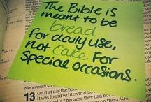 Bible / by Abby Christensen