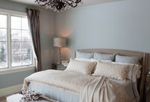 Master bedroom decor - Country