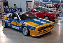 Lancia Stratos und Beta Montecarlo