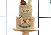Cakes - Pastalar / Şeker hamuru pastalar Tatlı - kurabiye -kek - şeker hamuru - trendy cakes - cookie - loli cake -  dessert Oreo cake- boutique sugar cake-  şeker hamuru butik kek-  dessert- birthday cake- doğum günü pastası- event- organizasyon- davet- kutlama- yaş günü-