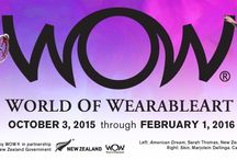 Bishop Museum's World of WearableArt Exhibition / 32 Award Winning WOW garments and an interactive workroom on exhibit at Bishop Museum from Oct. 3, 2015-Feb. 1, 2016
