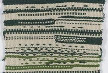 Textiles/Matières/tissage