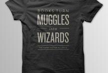 Harry Potter / by B Murphy