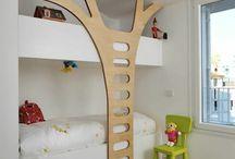 Büro / Kinderzimmerideen
