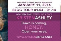 KA Love / Kristen Ashley books, news, and reviews