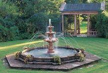Water Fountains & Gardens