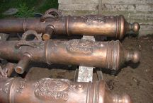 Art ref - cannons