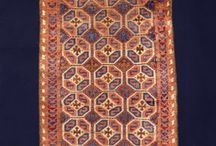 Beautiful rugs, kelims and carpets / Mostly antique, as I prefer the muted colours.