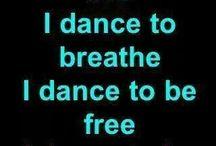 το πάθος μου / Χορός