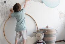 Masen's room / Kinderzimmer Inspiration