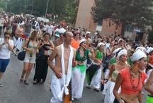 Par tot parata 2013 / Sfilata allegra e spensierata per la vie del Pilastro di Bologna