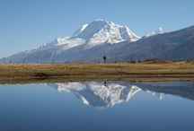 El Huascarán / Está ubicado en #Áncash. Es un destino popular para los escaladores y excursionistas que llegan a la región. ¿Lo conoces?