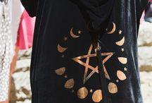 Magic cloting