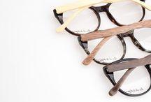 glasses / options