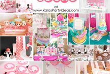 Girls ♡ Sweet Tables / Sweet tables for girls