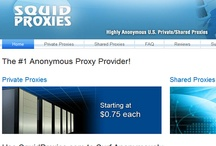 Squid Proxies / by Best Private Proxies