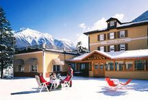 Narty Włochy / Wybrane zdjęcia reklamujące ośrodki narciarskie we Włoszech.