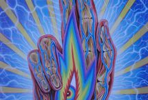 Alex Grey artwork