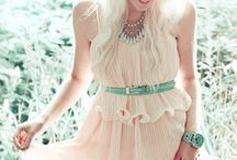 Clothes & Accessories!<3 / by Addy Sneed