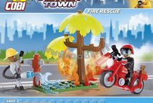 Action Town / Zbuduj swoje własne miasto z nową serią Action Town od Cobi! | Build your own city with a new Cobi series: Action Town!
