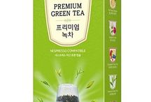 TEAZEN Premium Green Capsule Tea for Nespresso Machine