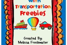 Transportation / by Brenda Poland McCoil