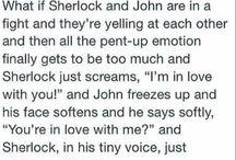 Johnlock/Sherlock | Funny