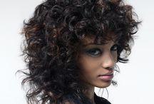 ricci e pettinature / Capelli hairstyles