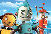 Films with robots