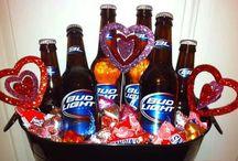 Valentine baskets