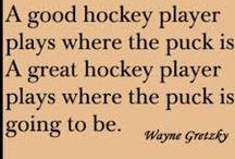 Hockey / by Lindy Boinske