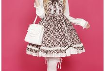 Tea Party Attire & Lolita