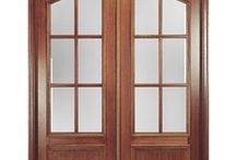 Arch and Round Top Wood Doors / Our wood doors with arched and rounded tops can add some extra character to an already stylish home. Whether you're remodeling and have an arched opening to fill, or building a new house and looking for something distinctive to complement your design, our collection will give you ample options to choose from.