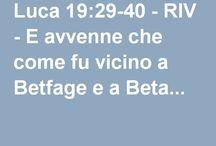 Luca ,Ewangelia 19,29-40