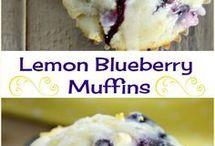 Cupcakes, muffins, magdalenas