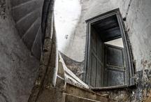 Schody kamienne - old