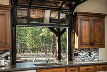 Кухонные окна