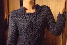 сложные свитера