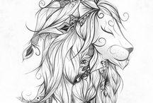 Tattoo Ideen/ Kreativität