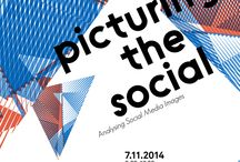 Visual Social Media Lab events / A collection of posters for our events. Our first event is the 'Picturing the Social: Analysing Social Media Images Conference' on the 7th of November 2014 at the University of Sheffield.