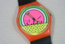 Swatch watches / by Jeremy Williams